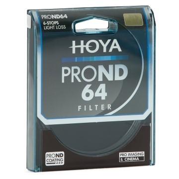 Hoya PRO ND 64 49 mm