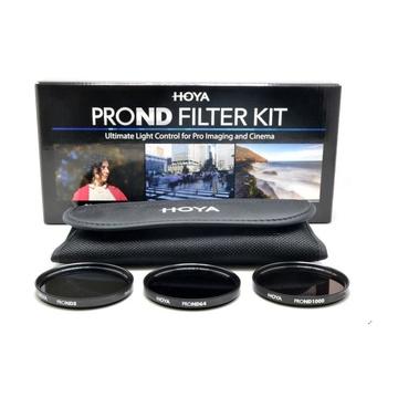 Hoya Pro ND Filter Kit 77mm