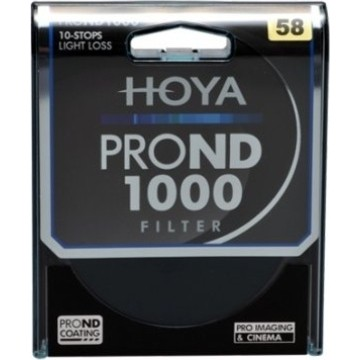 Hoya Pro ND X1000 58mm