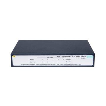 Hp 1420 5G PoE+ Non gestita L2 Gigabit PoE 5Porte