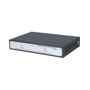 1420 5G PoE+ Non gestita L2 Gigabit PoE 5Porte