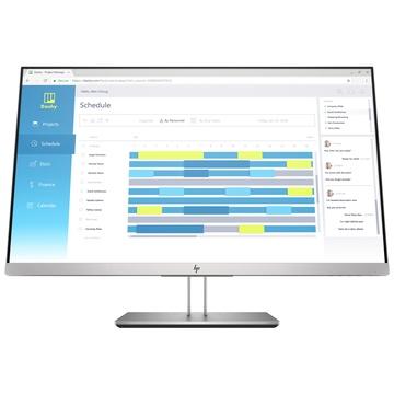 """Hp EliteDisplay E273d LED 27"""" Full HD 60 Hz IPS Nero, Argento"""