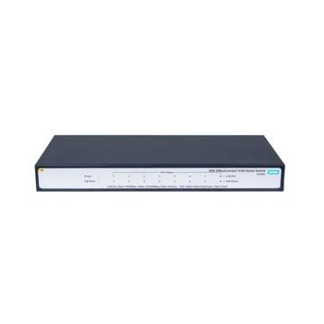 Hp Hewlett Packard Enterprise OfficeConnect PoE+ L2 Gigabit PoE 8Porte