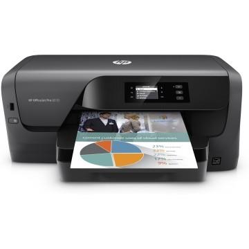 Hp Officejet Pro 8210 Colore 2400 x 1200DPI A4 Wi-Fi Nero