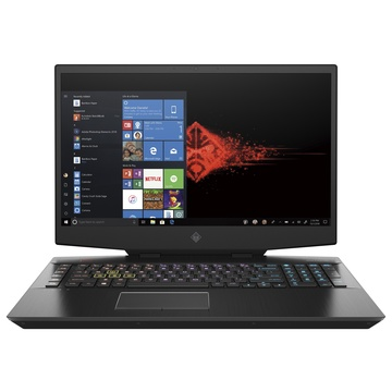 "Hp OMEN 17-cb1017nl i7-10750H 17.3"" FullHD GeForce RTX 2070 SUPER Nero"