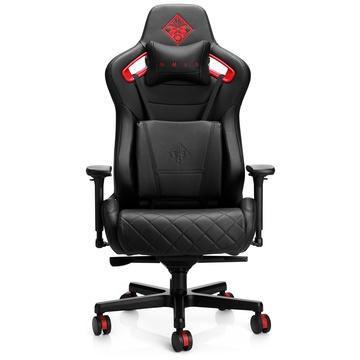 Hp OMEN by Citadel Chair Sedia da gaming Nero, Rosso