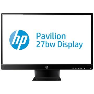 """Hp Pavilion 27wm 27"""" Full HD LCD IPS Nero"""
