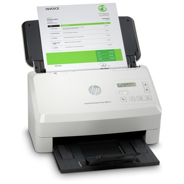 Hp Scanjet Enterprise Flow 5000 s5 600 x 600 DPI Scanner a foglio Bianco A4