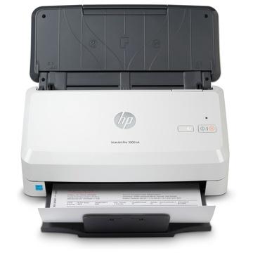 Hp Scanjet Pro 3000 s4 600 x 600 DPI Scanner a foglio Nero, Bianco A4