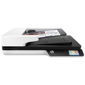 Hp Scanjet Pro 4500 fn1 1200 x 1200 DPI Flatbed & ADF Grigio A4