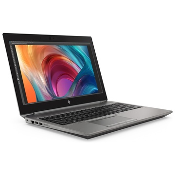 Hp ZBook 15 G6 i7-9750H 15.6