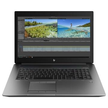 "Hp ZBook 17 G6 i9-9880H 17.3"" FullHD Quadro RTX 3000 Argento"