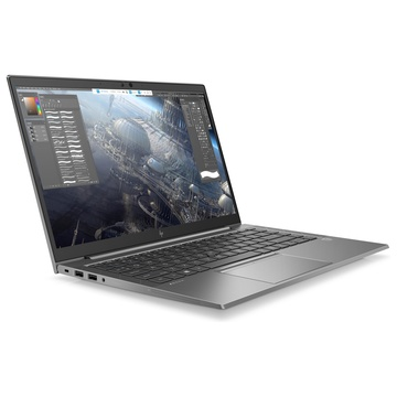 Hp ZBook Firefly 14 G7 Argento 14