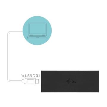 I-TEC C31MYSAFEM2 M.2 Nero