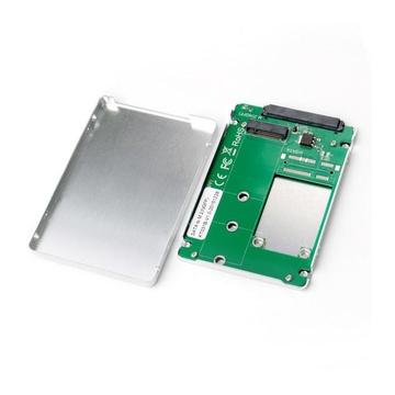 I-TEC M2SATA Alloggiamento SSD Metallico 2.5