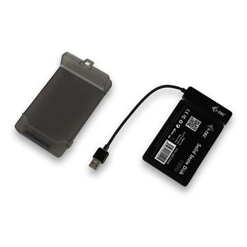 I-TEC MYSAFEU313 Enclosure HDD/SSD 2.5