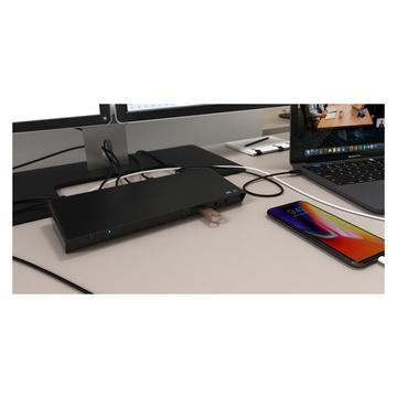 I-TEC USB 3.0 / USB-C / Thunderbolt 3, 3x 4K Docking Station + Power Delivery 85W