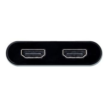 I-TEC USB-C 3.1 Dual 4K HDMI Video Adapter