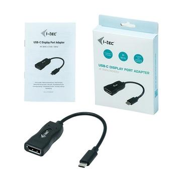 I-TEC USB-C Display Port Adapter 4K/60 Hz