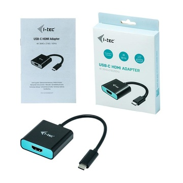 I-TEC USB-C HDMI Adapter 4K/60 Hz