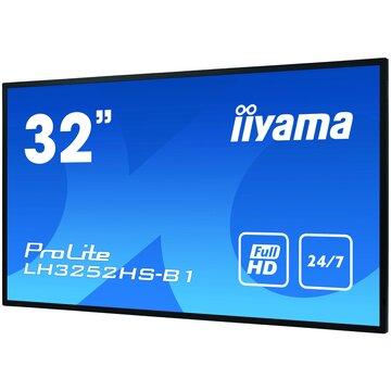 """IIyama LH3252HS-B1 31.5"""" IPS Full HD Nero"""