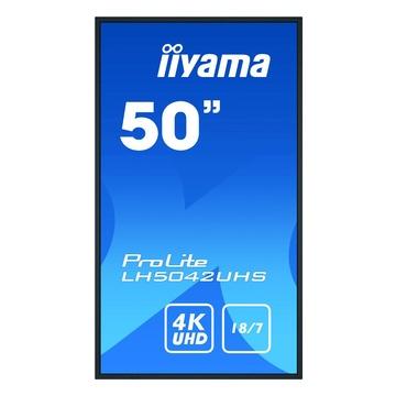 IIyama LH5042UHS-B3 Pannello A digitale 49.5