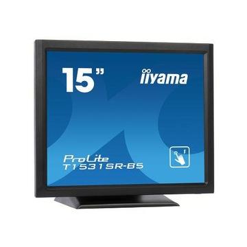 "IIyama ProLite T1531SR-B5 Touch 15"" HD Nero"