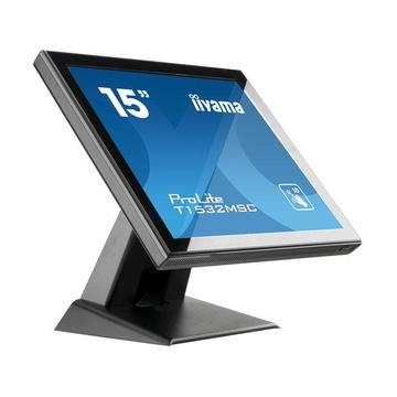 "IIyama ProLite T1532MSC-B5X Touch 15"" HD Nero"