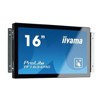 """IIyama ProLite TF1634MC-B6X Touch 15.6"""" HD+ Nero"""