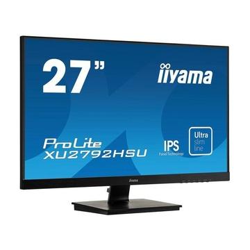 "IIyama ProLite XU2792HSU-B1 LED 27"" Full HD LCD 4ms Nero"
