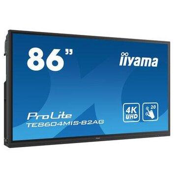 """IIyama TE8604MIS-B2AG 86"""" 4K Touch Nero"""