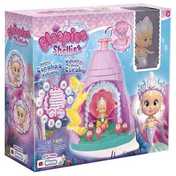 Imc Toys Bloopies Shellies - Il Vulcano di Coralia