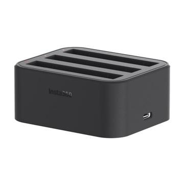 Insta360 CINX2CB/A Caricabatterie per fotocamera