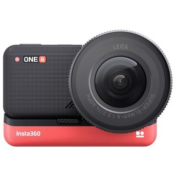 Insta360 ONE R 1-Inch Edition con ottica Leica 14,4mm f/3.2