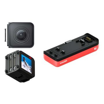 Insta360 ONE R 4K Edition con ottica 4K Wide