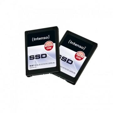 Intenso 128GB SSD ATA III 6 Gbit/s 2,5