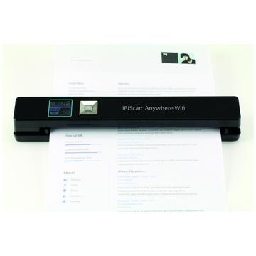 Iris Anywhere 5 Wi-Fi 1200 x 1200 DPI ADF Nero A4
