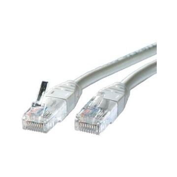 ITB Connection N&C RJ45, 0.5 m cavo di rete 0,5 m Cat6 U/UTP (UTP) Beige