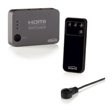 ITB Marmitek Connect 310 UHD commutatore video HDMI