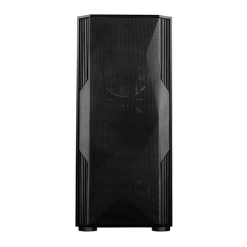 SHAKE Mesh Midi Tower Nero