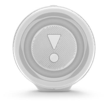 JBL Charge 4 30 W Mono portable speaker Bianco