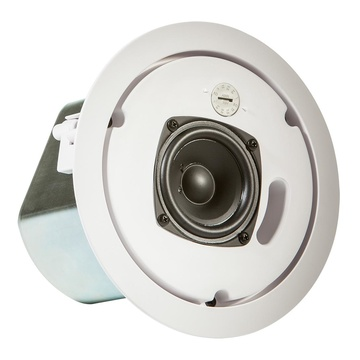 JBL CONTROL® SERIES 12C/T 40 W Bianco Cablato
