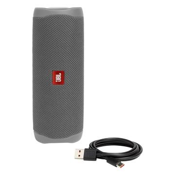 JBL Flip 5 20 W Portatile stereo Grigio