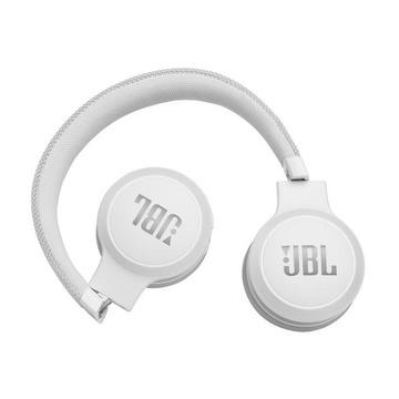 JBL Live 400BT Stereofonico Cuffie Bianco