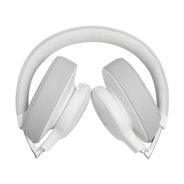 JBL Live 500BT Cuffie Stereofonico Bianco