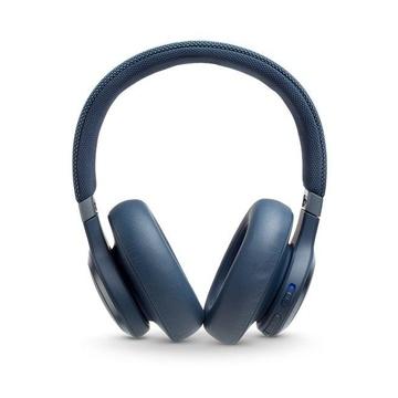 Live 650BT Auricolare Stereofonico Blu