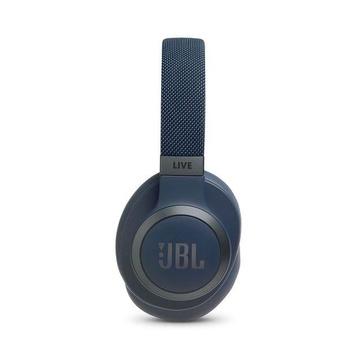 JBL Live 650BT Auricolare Stereofonico Blu