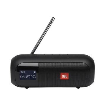 JBL Tuner 2 Portatile Analogico e digitale Nero