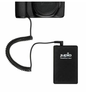 Jupio PowerVault Canon LP-E6