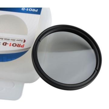 JYC Polarizzato Circolare Slim PRO1-D CPL 62mm